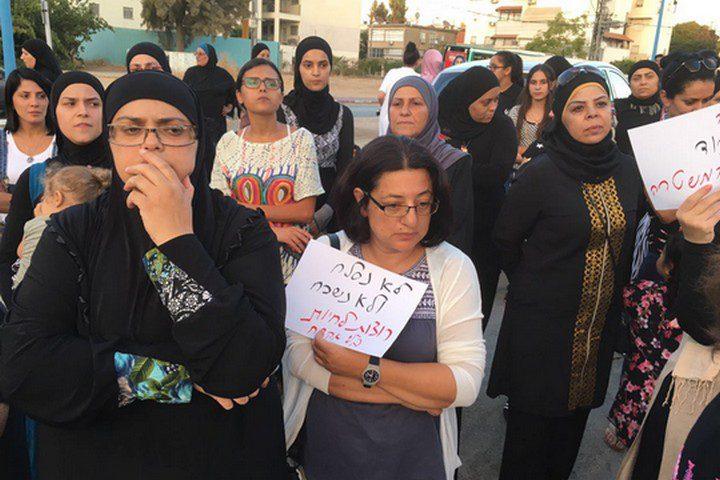 נשים ערביות בישראל