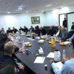 ישיבת החירום של ראשי הרשויות