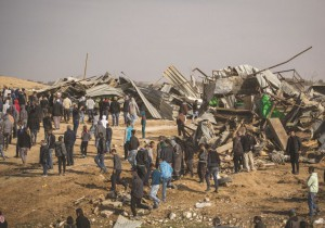 אום אל-חיראן. (צילום:הדס פרוש , פלאש 90)