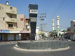 250px-Kafr_Quasim_Memorial,_Israel